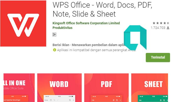 Cara Membuka File PDF Di HP Android Paling Mudah