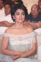 Shriya Saran in Stunning White Off Shoulder Gown at Nakshatram music launch ~  Exclusive (40).JPG
