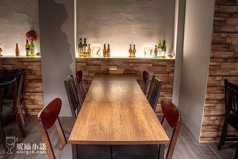 【台北中山區美食】Secret Bistro 秘密小酒館。爆發力十足跨界餐酒館