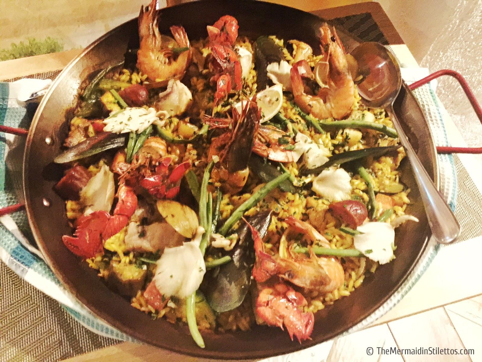 © TheMermaidinStilettos.com - El Cocinero by Chef Arnaldo