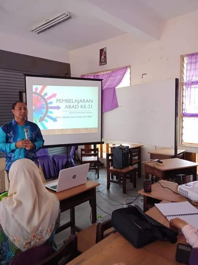 Perkongsian PAK21 di Sekolah Transformasi, SMK Tunku Bendahara