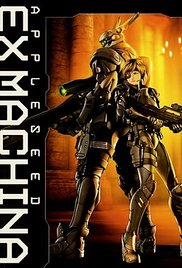 Watch Appleseed Saga: Ex Machina Online Free 2007 Putlocker