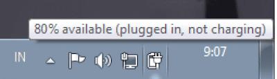 Cara kalibrasi baterai laptop agar kembali baru4