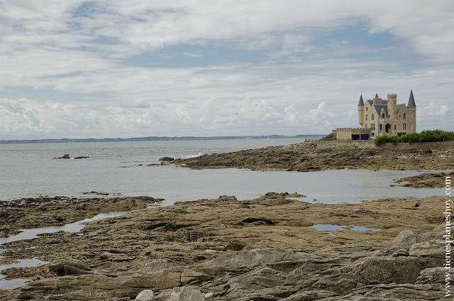Península de Quiberon Bretaña viaje Francia en coche