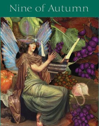 9 of Autumn - Fairy Tarot Cards