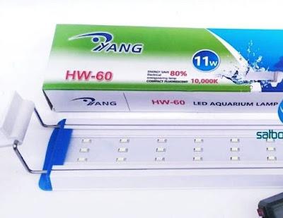 Lampu Aquarium Yang HW-60