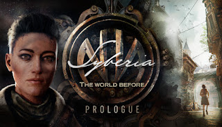 Jogo Syberia: The World Before - Prologue [PC Steam]