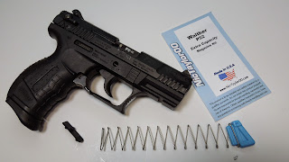 shockbottle nictaylor00 Walther follower magazine upgrade high capacity P22 P-22