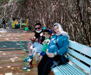 Forest of Pandansari Brebes Mangrove Tourism opened with health protocol