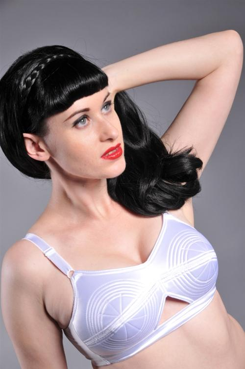 The Sexy And Feminine From Bullet Bra For Fans Of Vintage