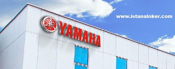 Rekrutmen Yamaha Motor Indonesia Lulusan S1 dan SMK