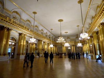 Salón de baile del Hermitage