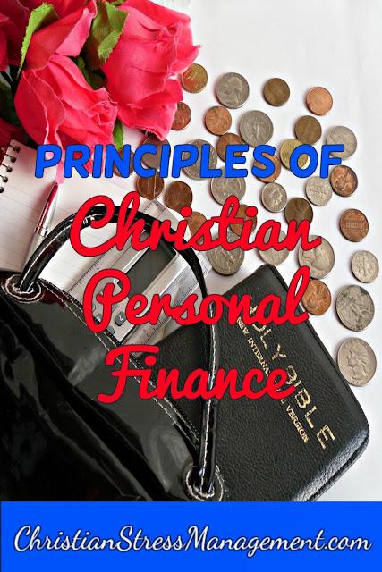 Principles of Christian Personal Finance