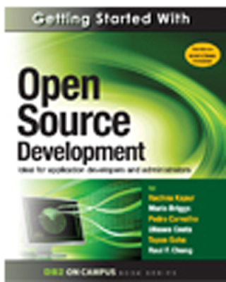 Free ebook download Getting started with Open source development pdf