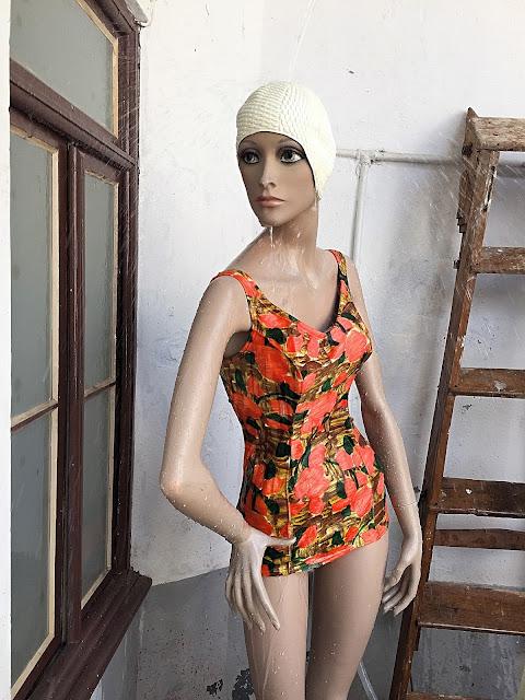 roupa vintage, loja vintage, verão vintage, 60's, 70's