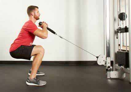 importance of cable squats in context of bodybuilding