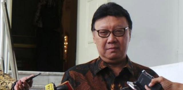 Mendagri: Semua Menteri Jokowi Dilarang Bicara Papua