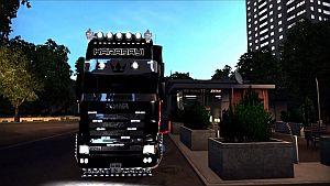 Truck – Scania 124l Karadayı V 3