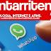 O Santarritense agora envia conteúdo pelo WhatsApp; Saiba como participar.