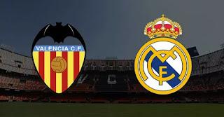 Реал Мадрид – Валенсия СМОТРЕТЬ ОНЛАЙН БЕСПЛАТНО 18 июня 2020 (ПРЯМАЯ ТРАНСЛЯЦИЯ) в 23:00 МСК.