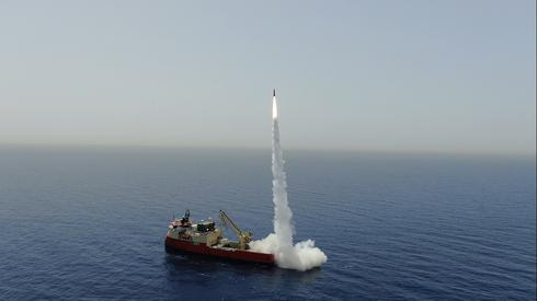 In first, classified Israeli missile hits 400km target range developed by the Israel Aerospace Industries