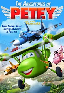 Download Film Animasi Adventures of Petey and Friends (2016) HDRip