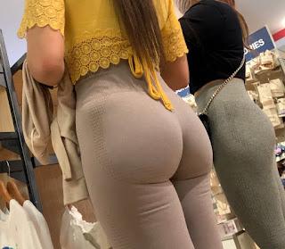 Mujeres bonitas buenas nalgas leggings