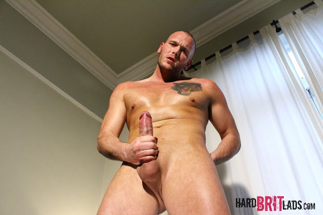 Hard Brit Lads - Kane Turner
