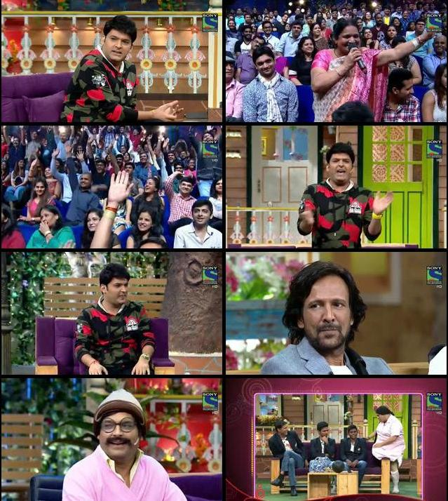 The Kapil Sharma Show 15 Oct 2016 HDTV 480p 250MB