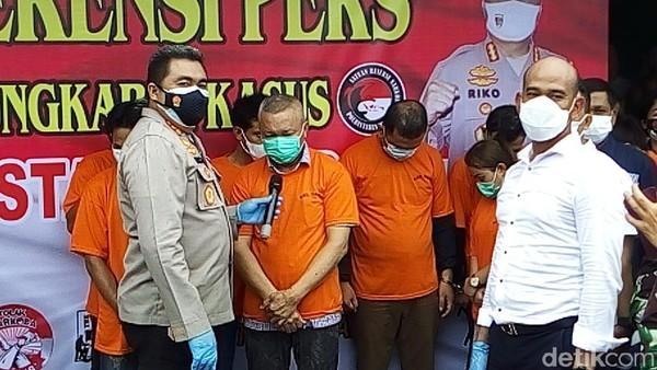Polisi Minta Bobby Tutup Permanen KTV Diduga Sediakan Ekstasi di Medan