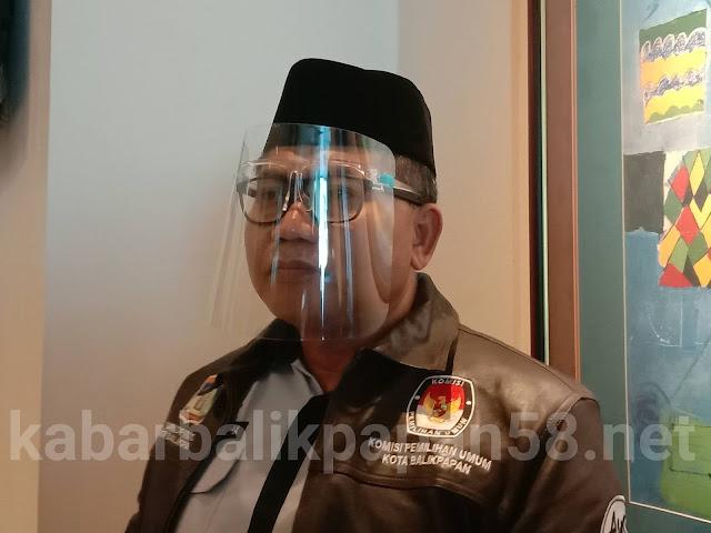 KPU Balikpapan, Melaksanakan Rapak Koordinasi Seluruh Stekholder Terkait Kesehatan Calon Wali kota dan Wakil Walikota