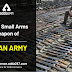 Small Arm Weapons of Indian Armed Forces: Check List Here