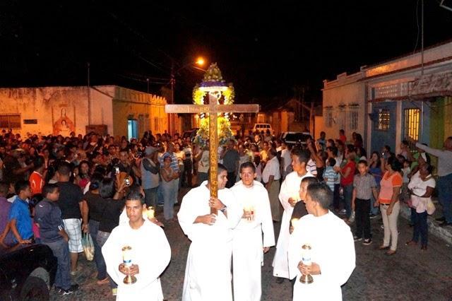 Yumare y Marín rinden homenaje a su patrona la Virgen de Coromoto