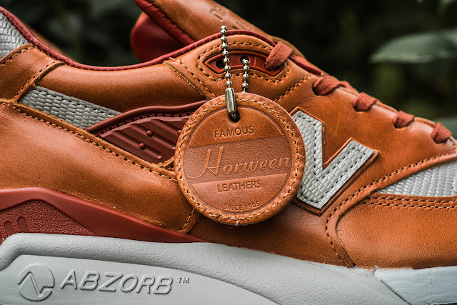 New Balance 998 Horween Leathers