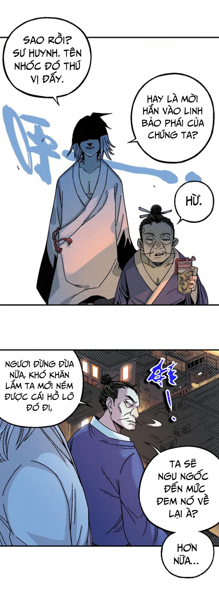 Thiên Kinh Địa Dịch Chapter 9 video - Hamtruyen.vn