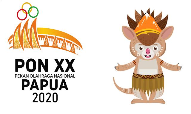 4 (empat) Atlit Ponorogo di Event PON XX 2021 di Papua