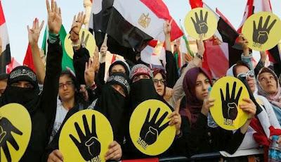 Pendukung Mursi