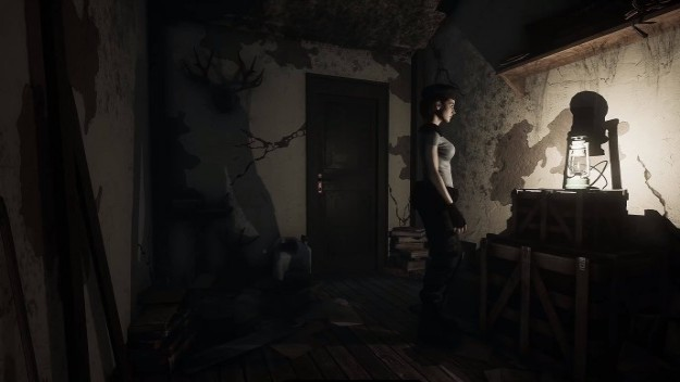 Here's what Resident Evil 1 looks like as a first-person shooter