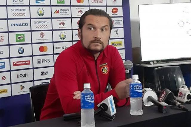 Pelatih sepak bola Timnas Myanmar, Velizar Popov