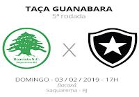 Boavista x Botafogo hoje Domingo 17 00 Ao Vivo - 03 02 2019 369be8b7cc7d7