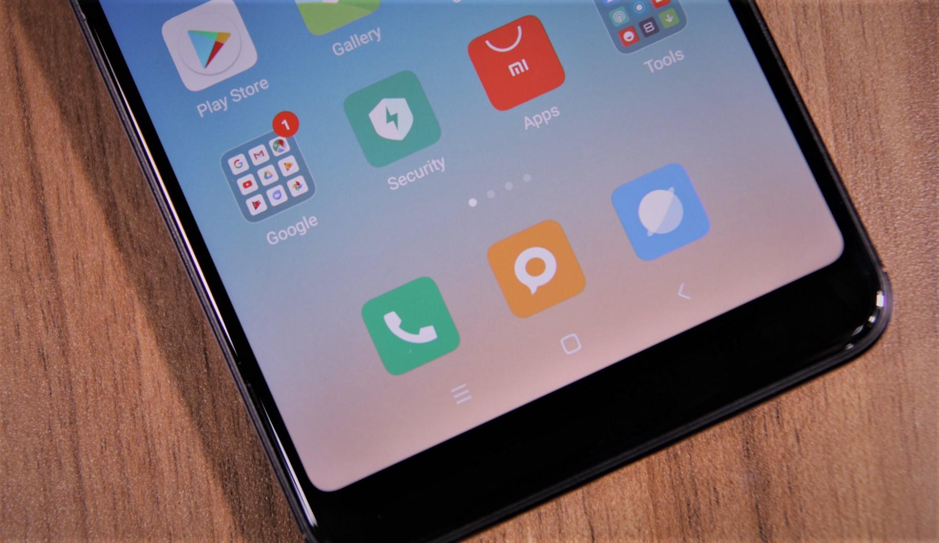Cara menonaktifkan tombol navigasi Xiaomi