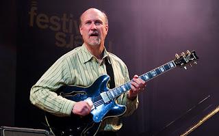 El Guitarrista John Scofield estará en el Teatro Coliseo de Buenos Aires - Argentina / stereojazz