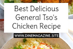 Best Delicious General Tso's Chicken Recipe