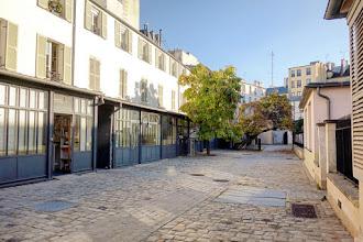 Paris : Cour de Venise, le charme de l'îlot Saint Gilles, une ancienne cour industrielle à vocation sociale - IIIème