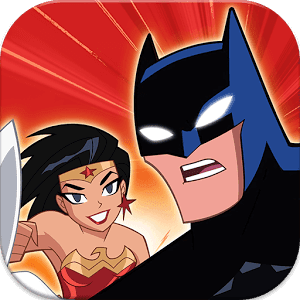 Justice League Action Run 1.0 (Mod Money) APK + Data