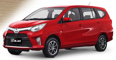 Harga Toyota Calya Terbaru 2017 Dan Spesifikasi