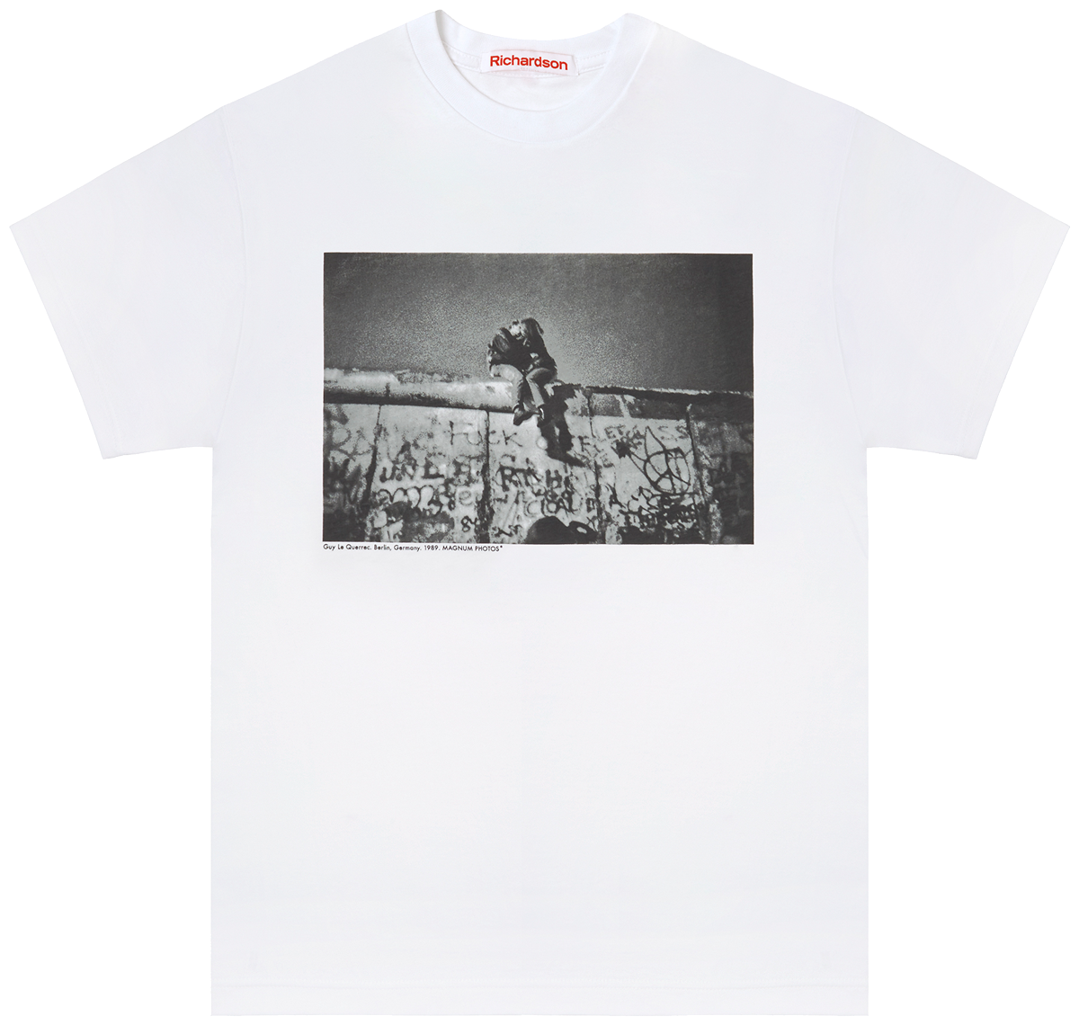 DSM GINZA:Magnum Photos x Richardson x DSM Capsule T-Shirts collection