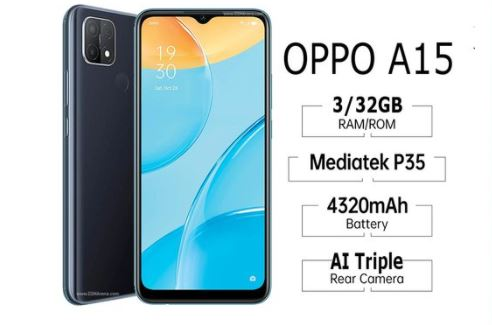 Official Firmware Oppo A15 CPH2185