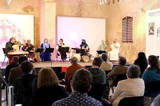Concert Menestrils música antiga CIMM Centre Internacional de Música Medieval de la Valldigna