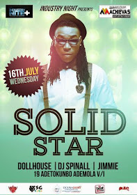 unnamed0 Solid Star @ Industry Night this Wednesday